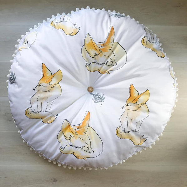 Fennec Fox FLOOR CUSHION