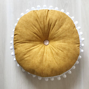 Mustard MINI CUSHION