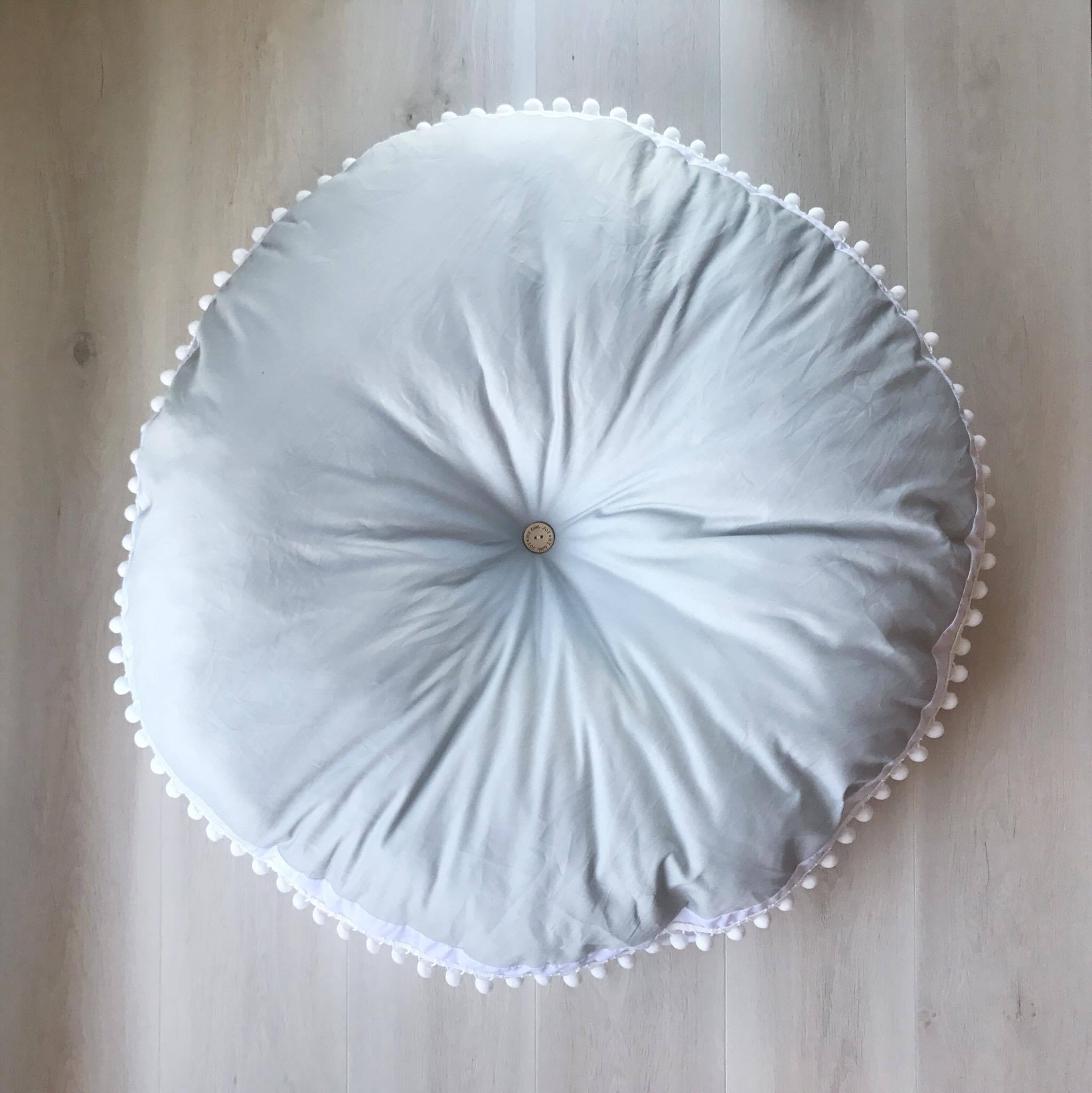 Grey FLOOR CUSHION