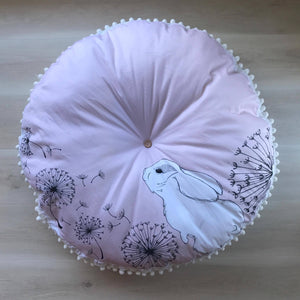 Cottontail Bunny FLOOR CUSHION *