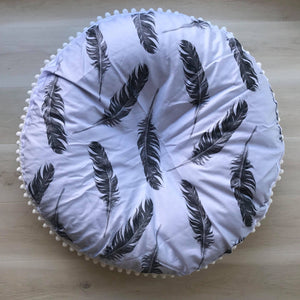 Feathers BEANBAG