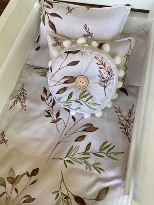 Dolls Bedding Set NATURE