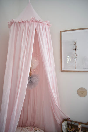 Bedroom Canopy SOFT PINK