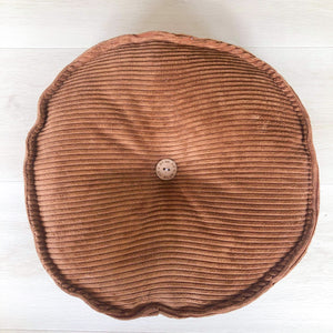 Rust CORD MINI CUSHION