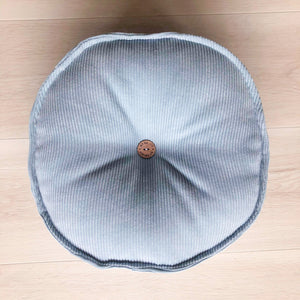 Baby Blue CORD MINI CUSHION
