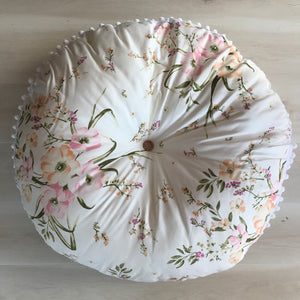FLOWERS FLOOR CUSHION