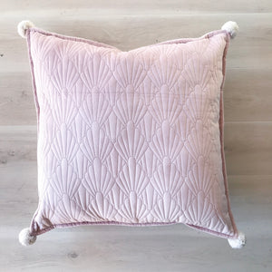Square WISH floor cushion [PINK]