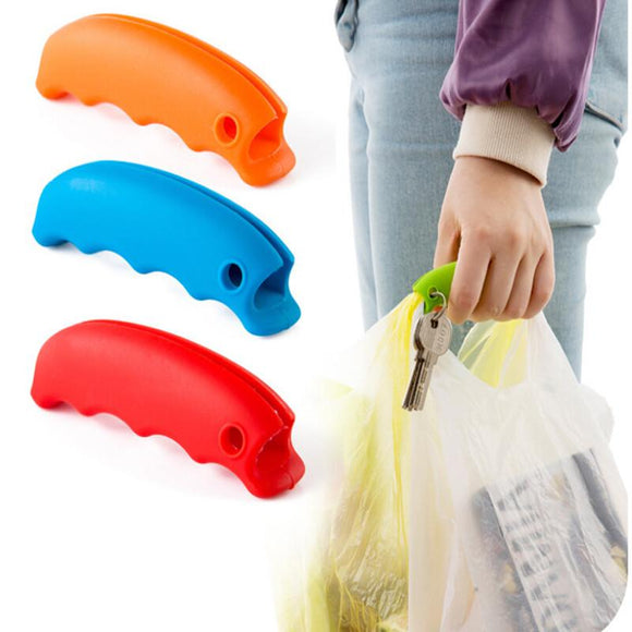 CONVENIENT BAG HANGING QUALITY CARRY BAGS HOLDER