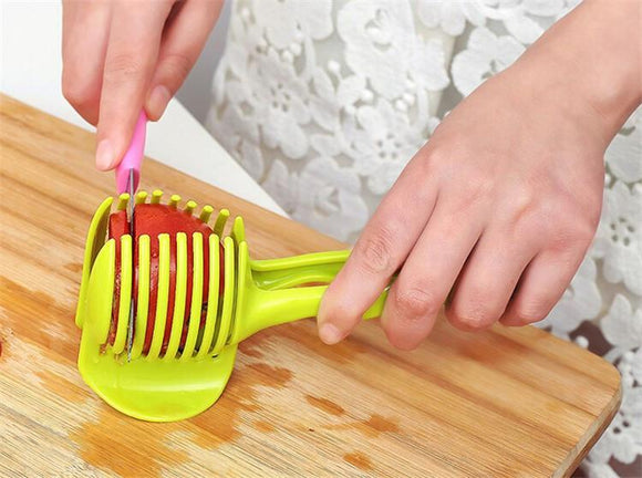 CUTTER STAND TOMATO SLICER FRUITS
