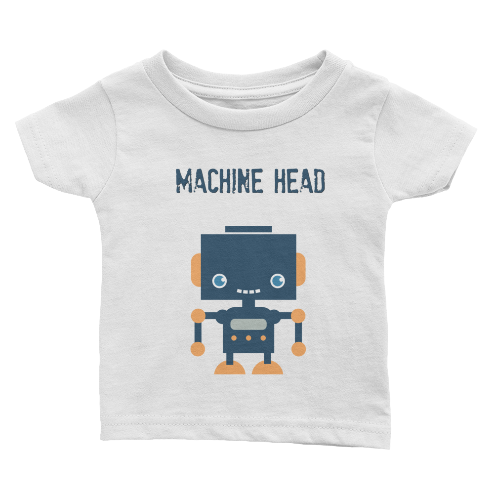Machine Head Boys Infant Tee