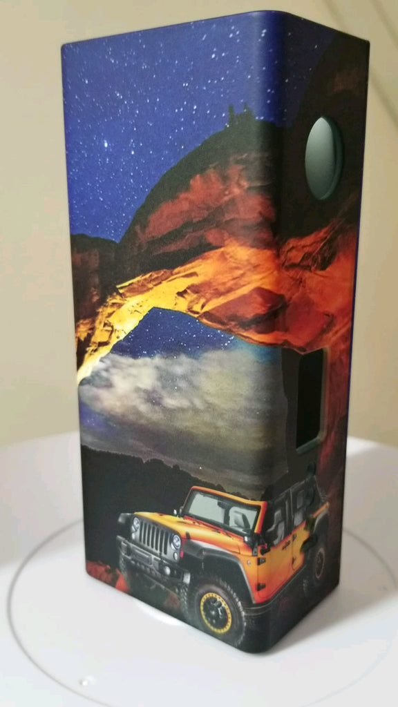 Full Color Wrap NXL DNA250C (Capable of 400w)