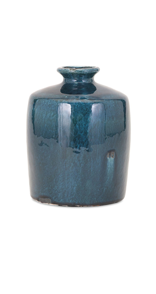 Arlo-Small-Blue-Vase