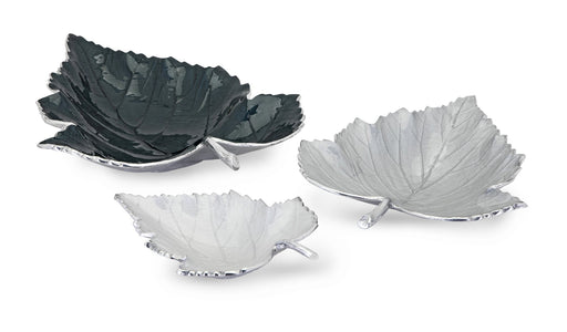 Macee-Enamel-Decorative-Leaf-Trays