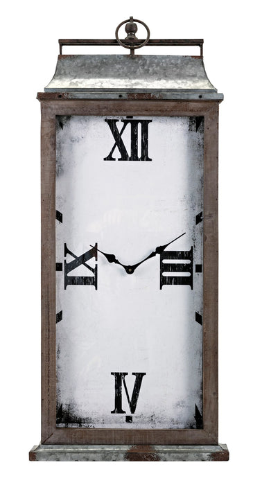 Nolan-Wall-Clock