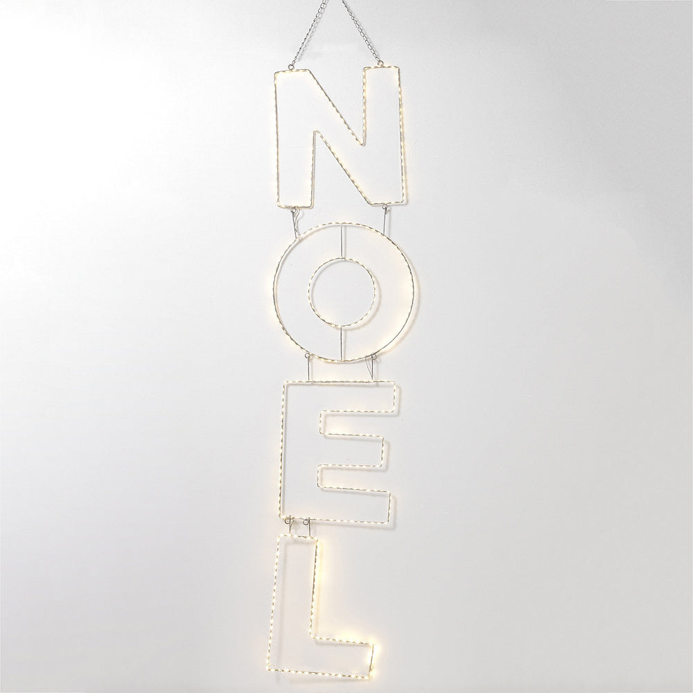 "12.6""  ""NOEL"" In & Outdoor Hg Lights"