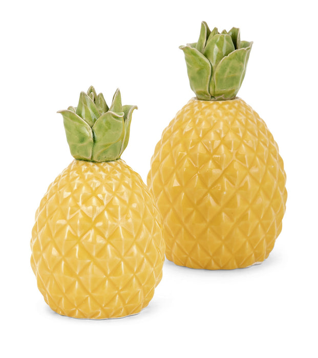Ceramic-Pineapples
