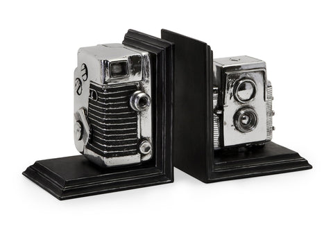 Vintage-Camera-Bookends