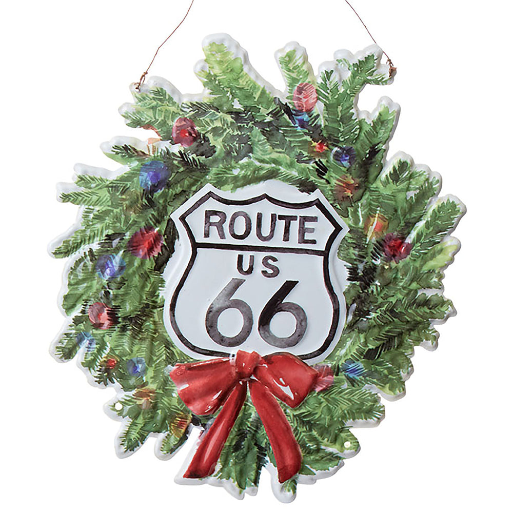 Route 66 Hanging Wall Art