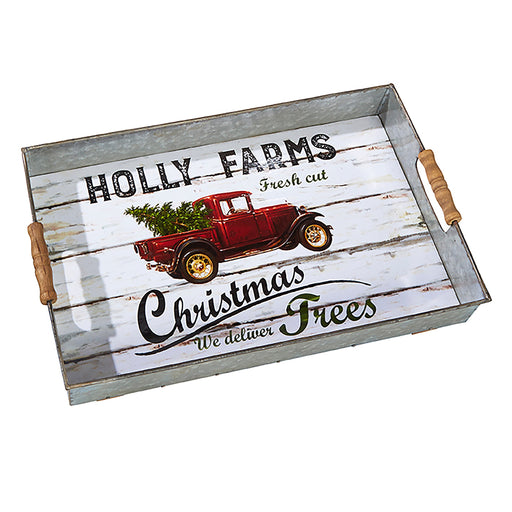 Holly Farms Truck Tray