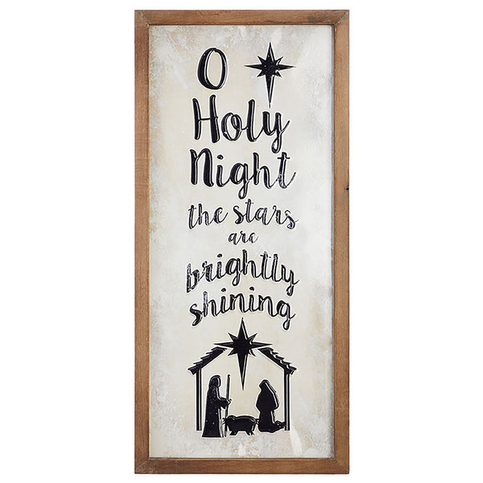 O Holy Night Wall Art
