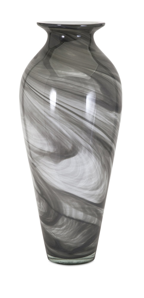 Marbleized-Oversized-Glass-Vase
