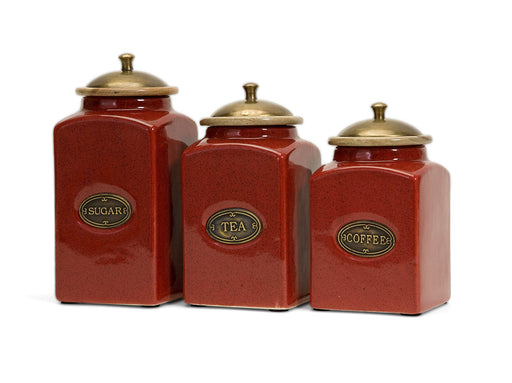 Red-Ceramic-Canisters