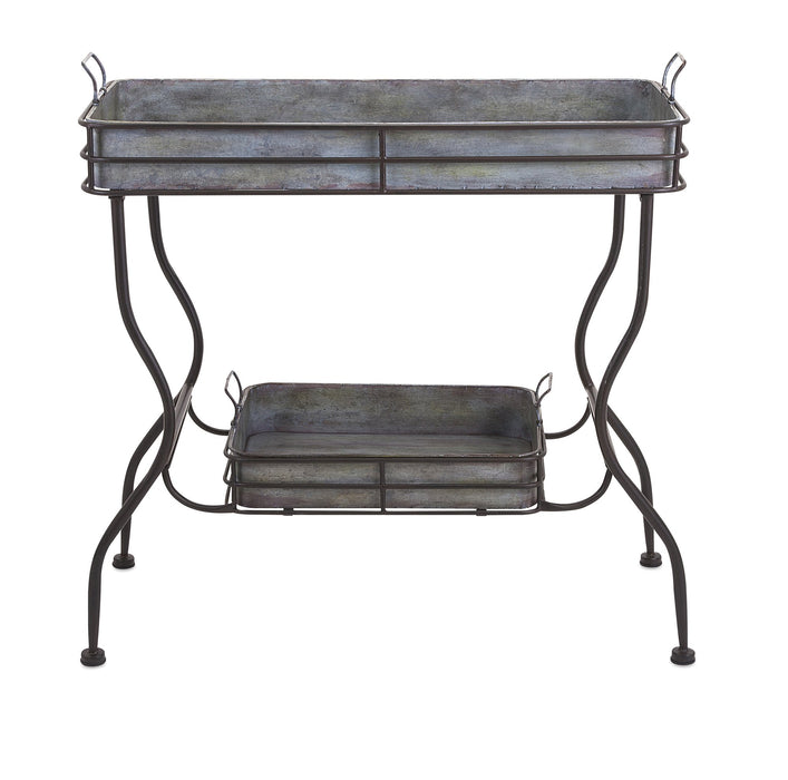 Maggie-Galvanized-Tray-Table