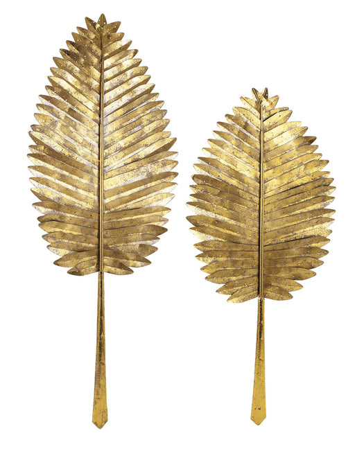 Milano-Gold-Leaf-Wall-Leaves