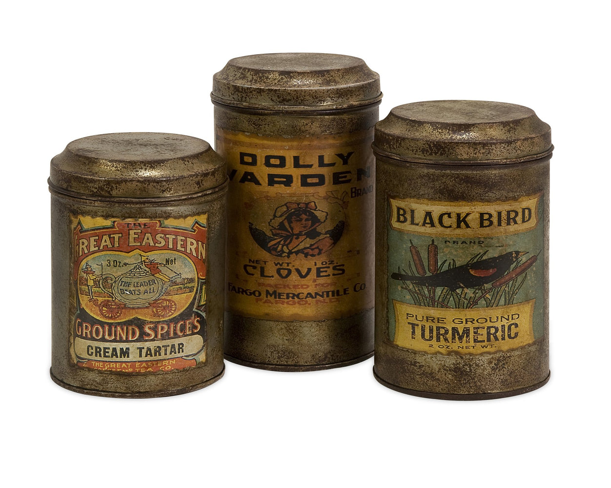 Addie-Vintage-Label-Metal-Canisters