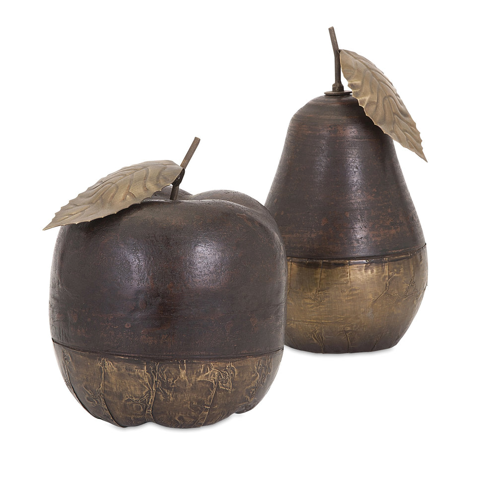 Wood-and-Brass-Apple-and-Pear