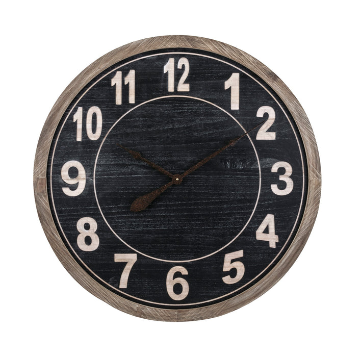 Tendo-Wall-Clock