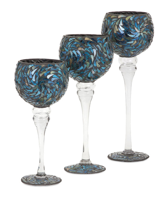 Peacock-Mosaic-Votive-Holders