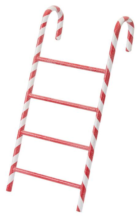 "18"" Candy Cane Ladder"