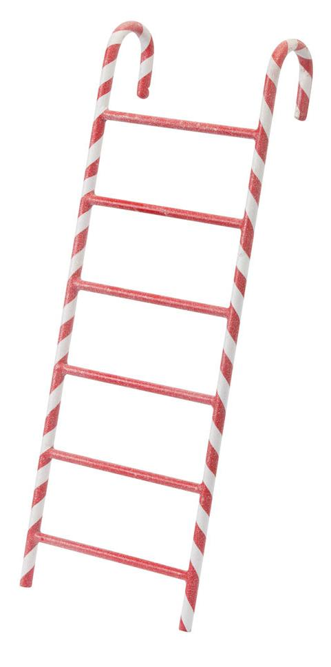 "24"" Candy Cane Ladder"