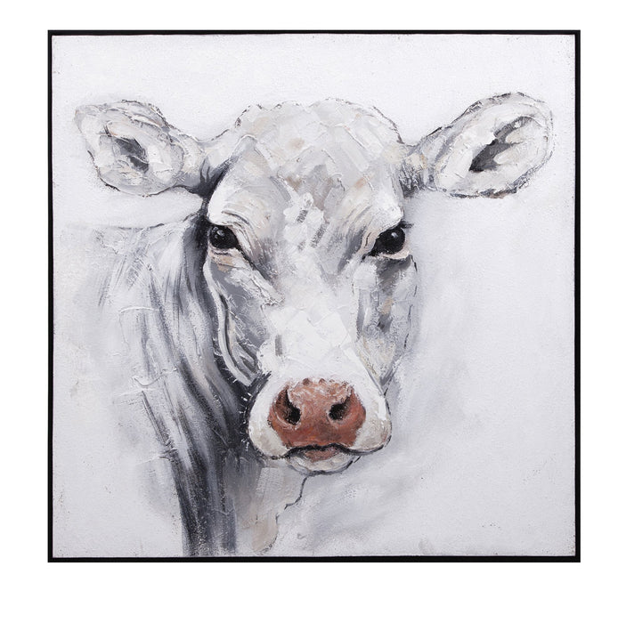 Rickey-Cow-Oil-Painting