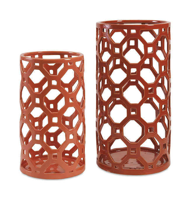 Archard-Cutout-Ceramic-Vases