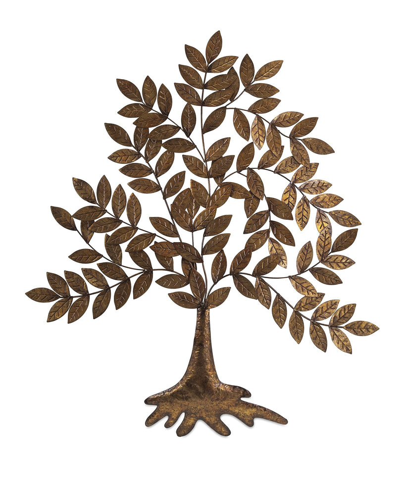 Gilded-Tree-Wall-Decor