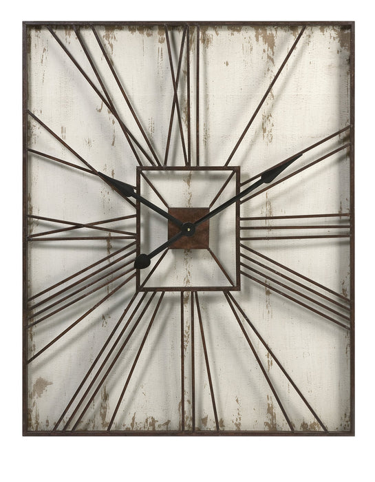 Montgomery-Wall-Clock