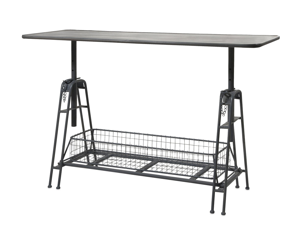 Henry-Adjustable-Metal-Work-Table