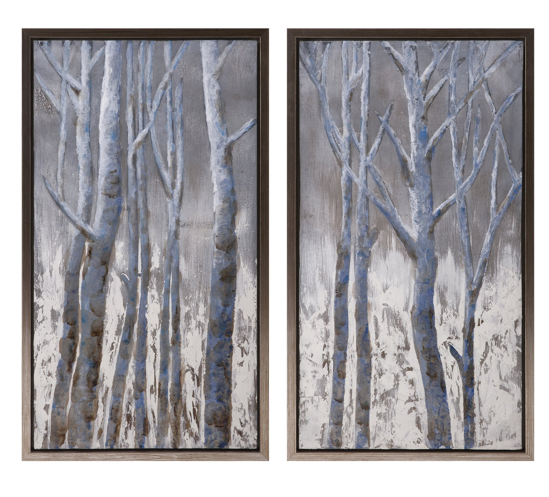 Frosted-Framed-Oil-Painting-on-Metal