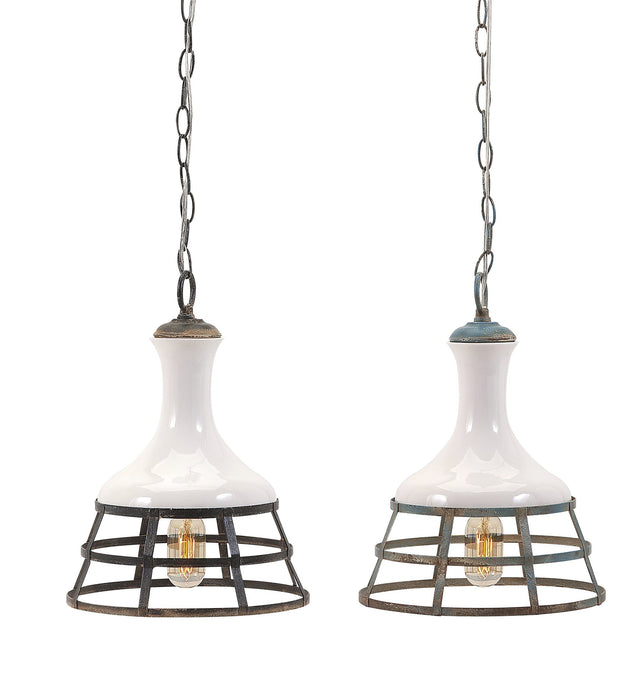 Sandra-Ceramic-and-Metal-Pendant-Lights