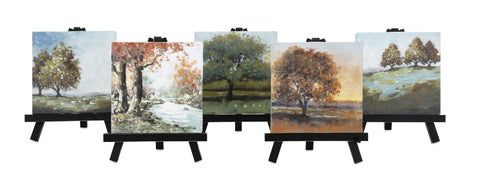 Mini-Canvas-with-Easels,-Individually-Gift-Boxed
