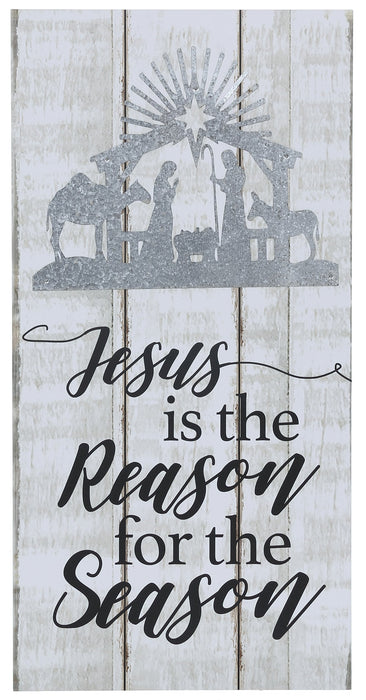 Wd Jesus/Reason Wall
