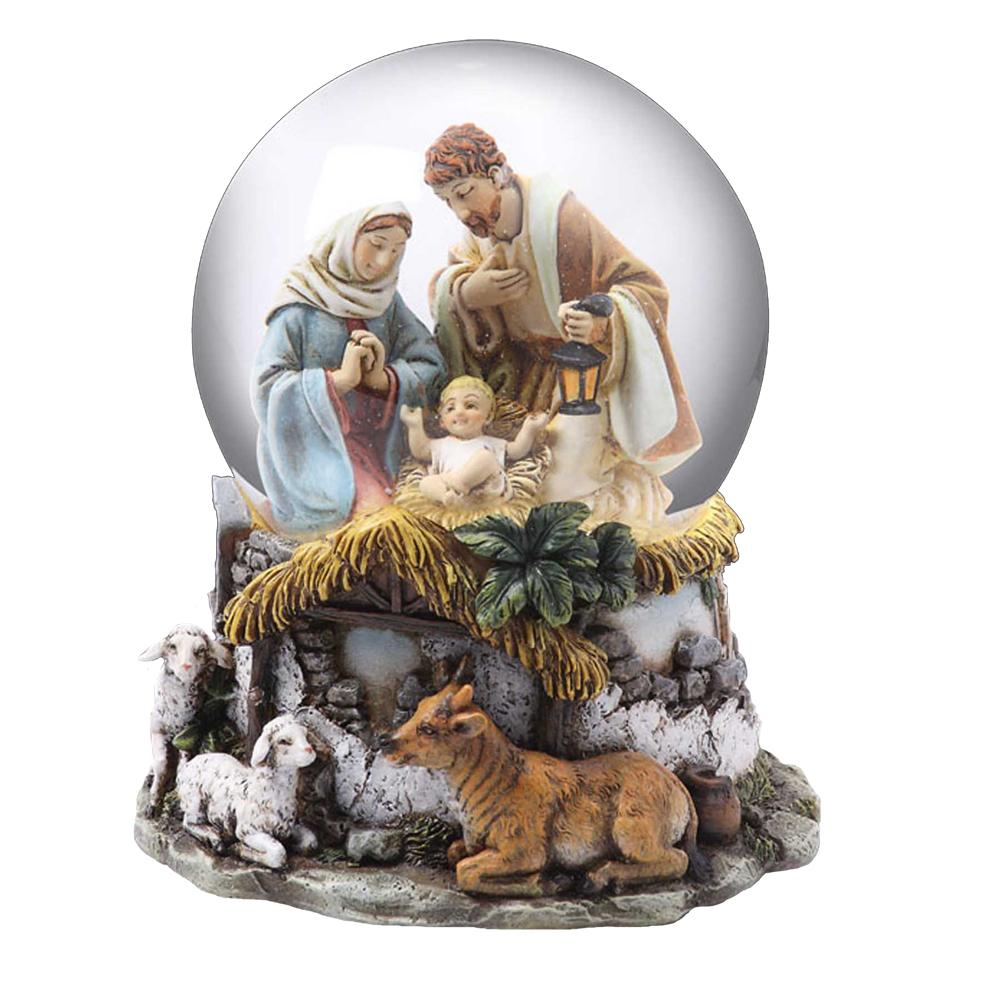 Holy family wtrglobe