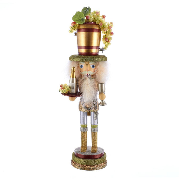 "19.5"" grapes hat nutcracker"