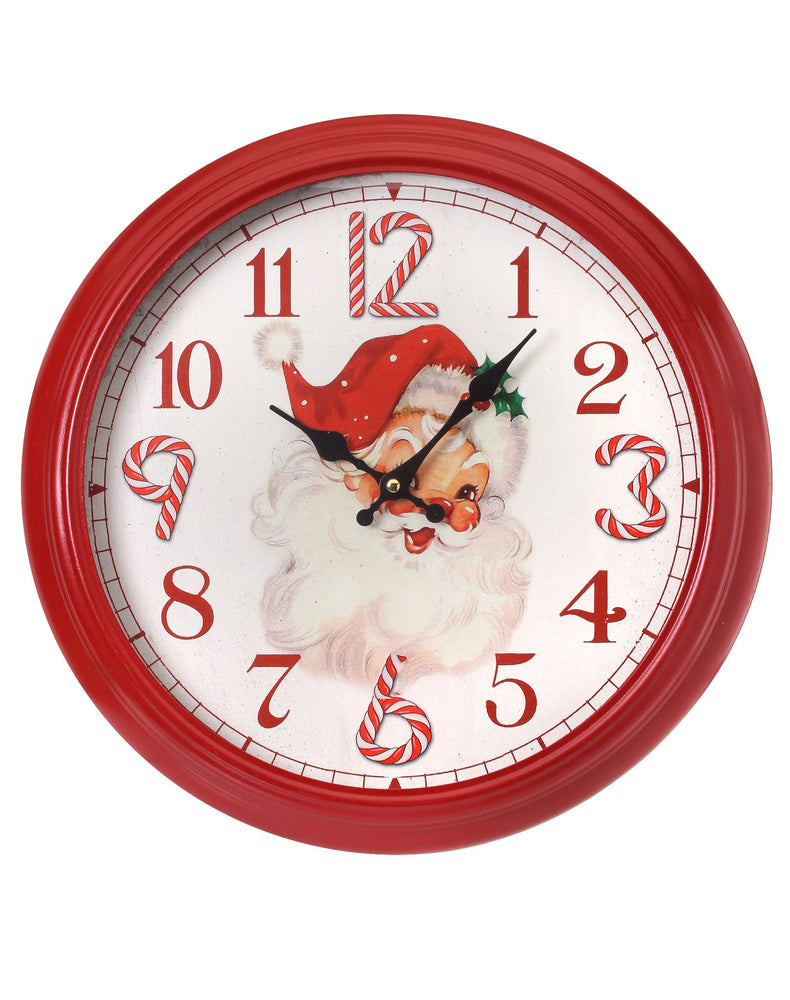 "16"" Candy Stanta Clock"