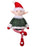 "21""  TOY WORKSHOP SITTING ELF"