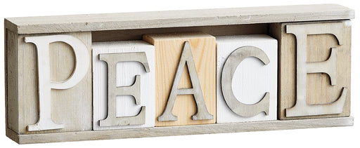 "4""x11.75"" Peace Blocks"