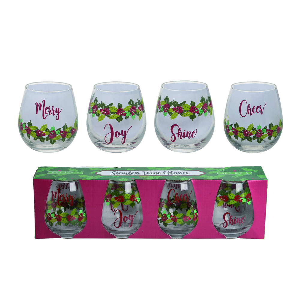 Pset Wine Glasses