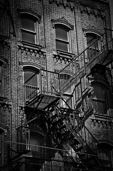 Fire Escape #4